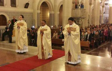 Melito, don Fabrizio Namia ordinato Sacerdote