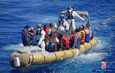 Nuovo sbarco di migranti a Reggio Calabria