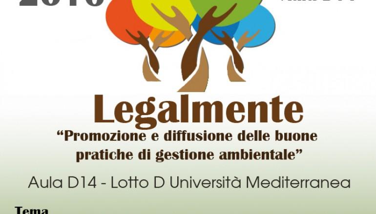 Reggio Calabria, seminario su confisca beni alla Mediterranea