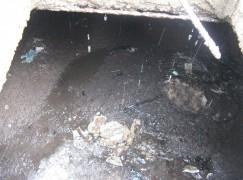 Cetraro, sequestrata vasca piena di materiale fangoso
