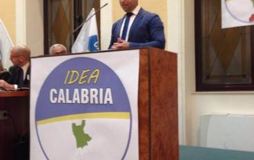"""Sergio Gualtieri segretario del movimento """"Idea Calabria"""""""