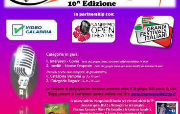 """Calabria, ritorna il """"Festival una voce per lo Jonio"""""""