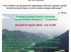 """Condofuri, presentazione progetto """"Ecopastore-La Via Lattea"""""""
