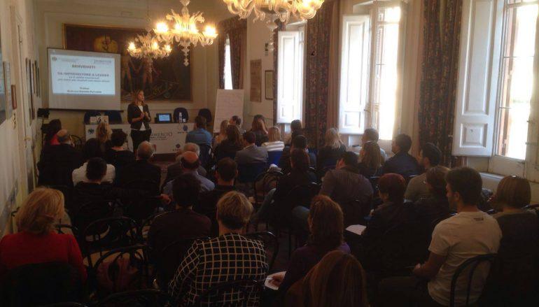 """Reggio Calabria, organizzato workshop """"Da Imprenditore a Leader"""""""