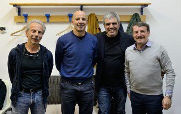 Si è chiuso a Reggio il tour italiano di Aldo, Giovanni e Giacomo