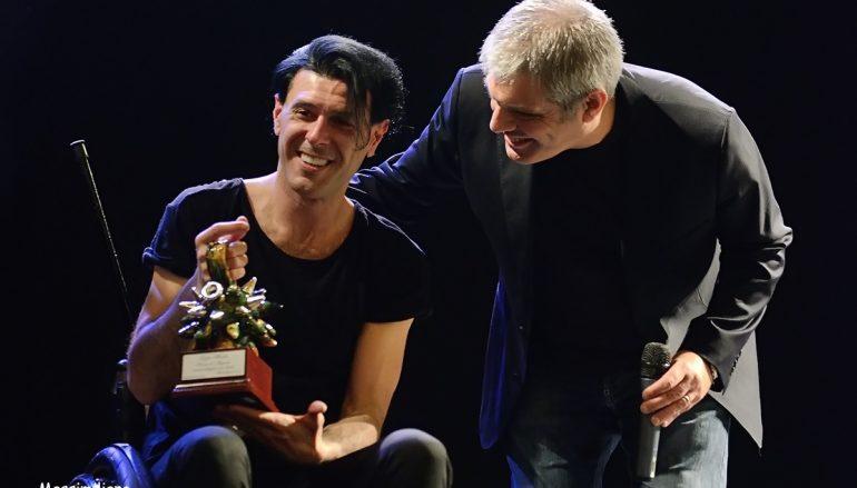 Le foto di Ezio Bosso al Teatro Cilea di Reggio Calabria