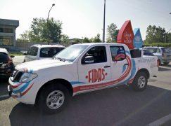 FIDAS partecipa alla Carovana del Giro d'Italia