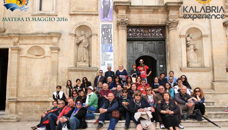 Brancaleone a Matera con Kalabria Experience