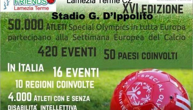 Lamezia Terme ospiterà 2 tappe dell'European Football Week