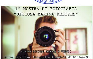 """Al via la prima mostra fotografica """"Gioiosa Marina Relives"""""""