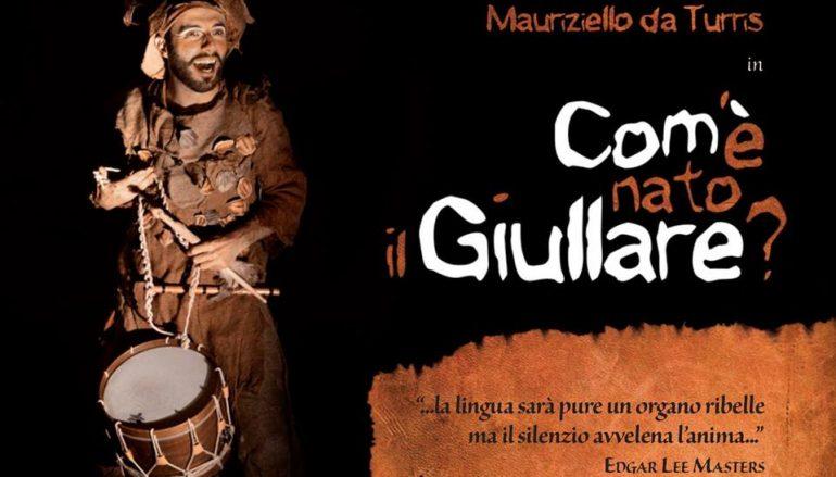 """Al Teatro della Girandola """"Com'è nato il Giullare?"""""""