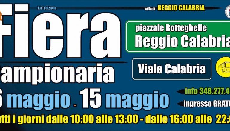 Reggio Calabria, al via Fiera campionaria