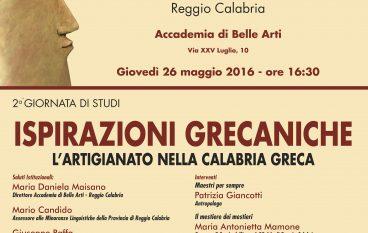 Reggio, un evento per valorizzare la tradizione greco-calabra