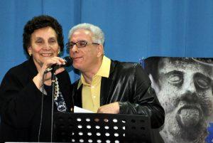 Maria Zanoni e Enzo Cordasco