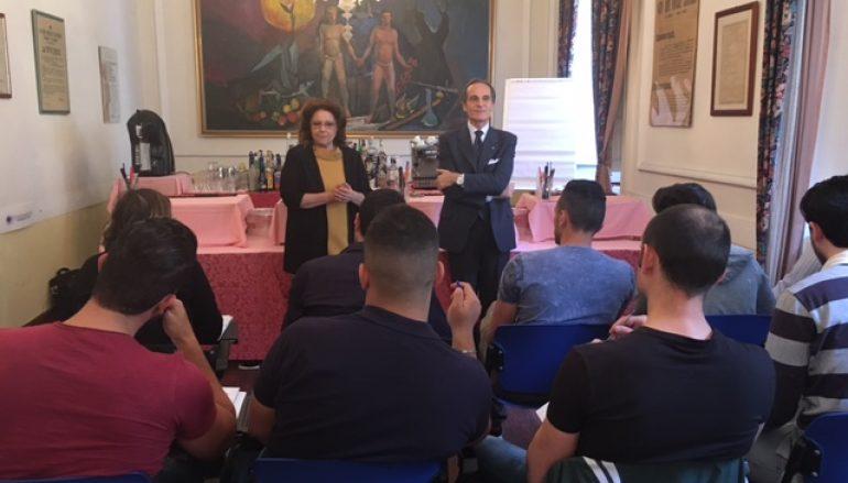"""Reggio Calabria, presentazione del corso """"Professione Barman"""""""