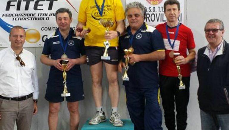 Castrovillari, conclusi Campionati Regionali Tennistavolo