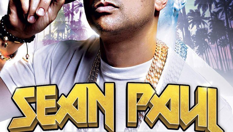 Soverato, Sean Paul in concerto alla Summer Arena