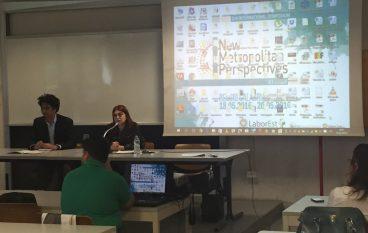 """A Reggio la seconda edizione del simposio """"New Metropolitan Perspectives"""""""