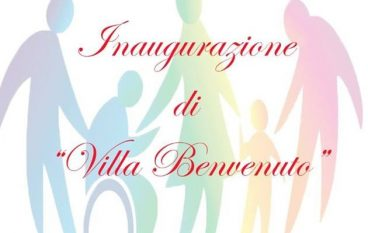 """Melito, inaugurata """"Villa Benvenuto"""", bene confiscato alla mafia"""