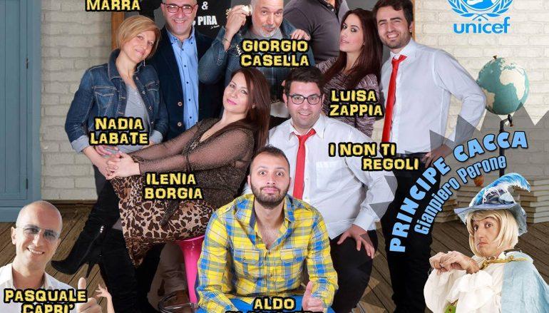 """Reggio Calabria, al Cineteatro Odeon il """"CabaReggio 2016"""""""