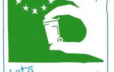 """La campagna ambiente """"Let's Clean Up Europe"""" al Tempietto"""