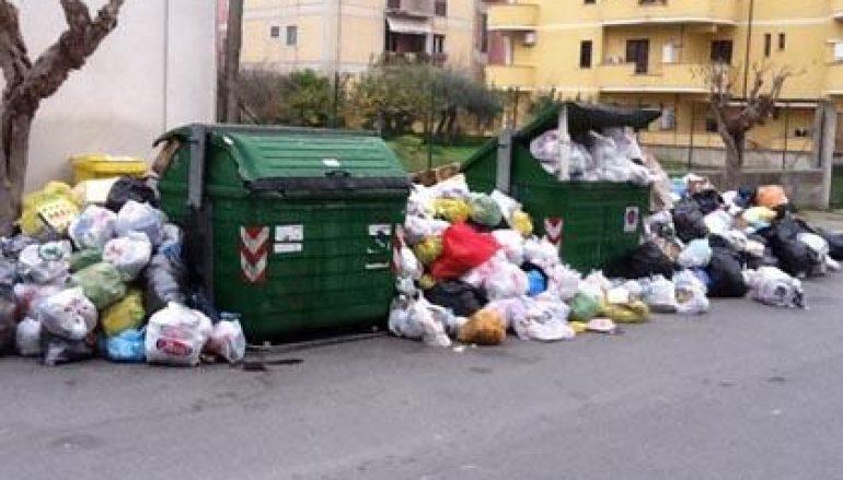 Siderno, Anna Romeo sull'emergenza spazzatura