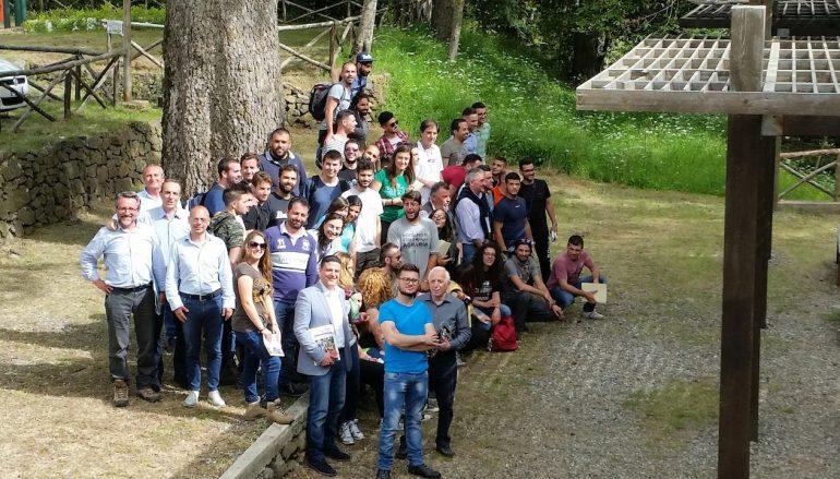 """Studenti Mediterranea si """"Imboscano"""" per studiare la natura"""