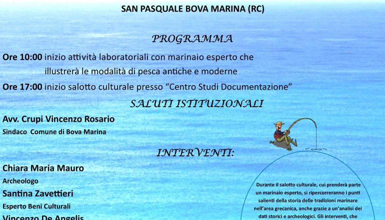 """Bova Marina, al via """"Tradizioni marinare nell'Area Grecanica"""""""
