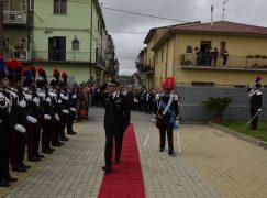 Borgia, cerimonia intitolazione Caserma a Alfio Ragazzi