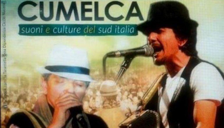 Palizzi Superiore, al via concerto di Ciccio Nucera e Cumelca