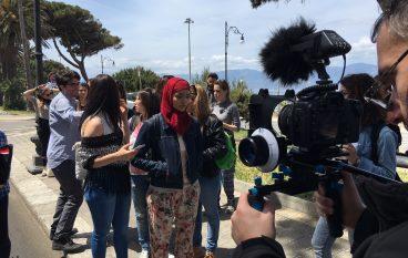 """Reggio, concluse le riprese del cortometraggio """"Fatima"""""""