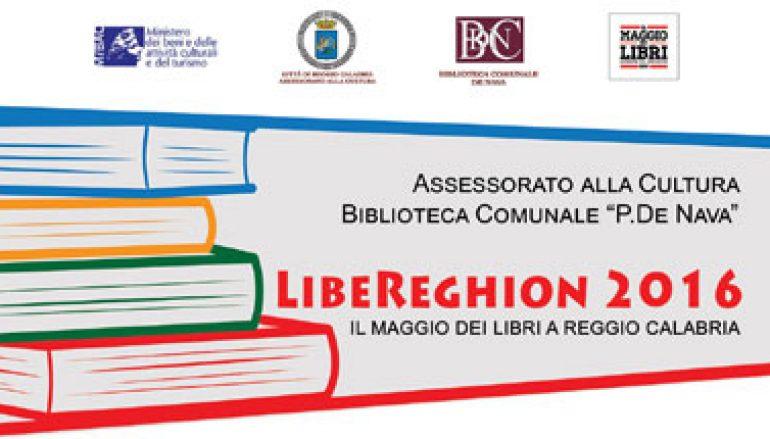 LibeReghion, a Reggio Calabria il Maggio dei libri