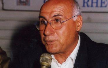 """Giovanni Nucera: """"Cordoglio per la morte di Tonio Licordari"""""""
