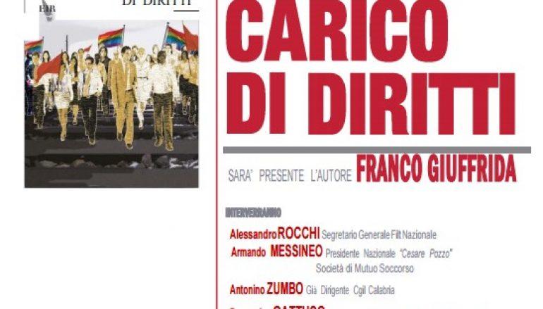 """Reggio Calabria, presentazione del libro """"Un treno di diritti"""""""