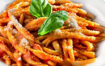 I maccarruni: piatto tipico domenicale calabrese