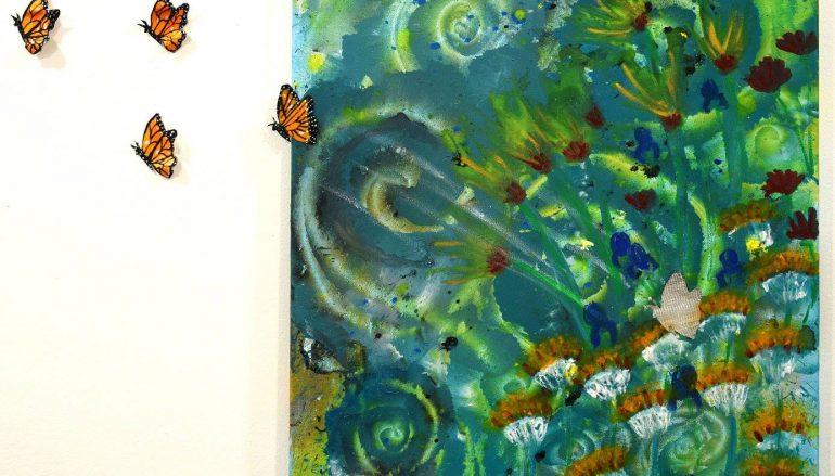 """Art Week"": a Mosca premiata l'artista calabrese Mariella Costa"