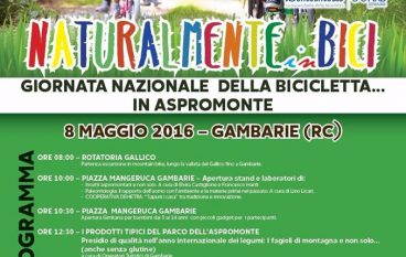 "Gambarie, al via l'evento ""Naturalmente in bici"""