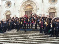 """Isola Capo Rizzuto, Orchestra """"Magna Grecia"""" vince titolo"""