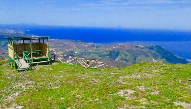 """San Roberto, escursione lungo il sentiero """"Passo del Falco"""""""