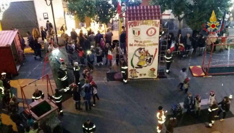 Pompieropoli a Petilia Policastro