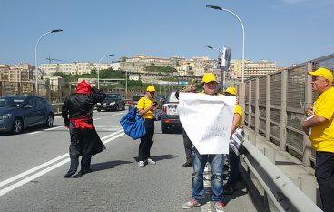 Catanzaro, protesta cittadina: solidarietà di USB Calabria