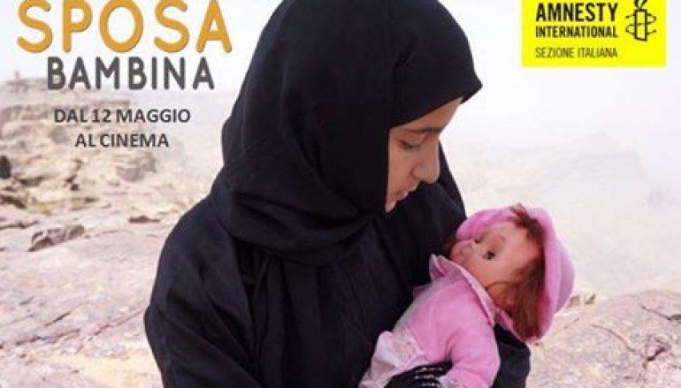 """""""La sposa bambina"""" a Reggio Calabria la prima"""