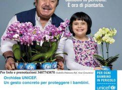"""A Melito Porto Salvo """"l'Orchidea dell'Unicef per i bambini"""""""