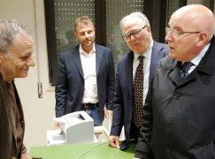 Lungro (Cs): Oliverio incontra Vecchioni