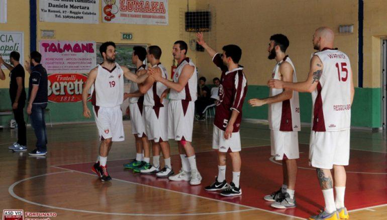 Basket: la striscia di vittorie della Vis si interrompe a Lamezia