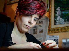 """Daniela Moretti alla """"Grotta dei desideri"""" con Milena Miconi"""