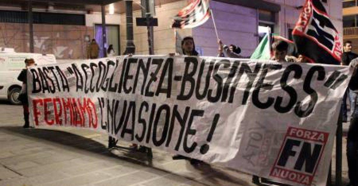 """Bonifati, FN su accoglienza immigrati: """"Pronti alla rivolta"""""""
