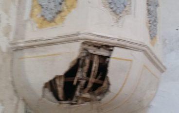Falerna, ricerca fondi per il restauro della Chiesa del Rosario
