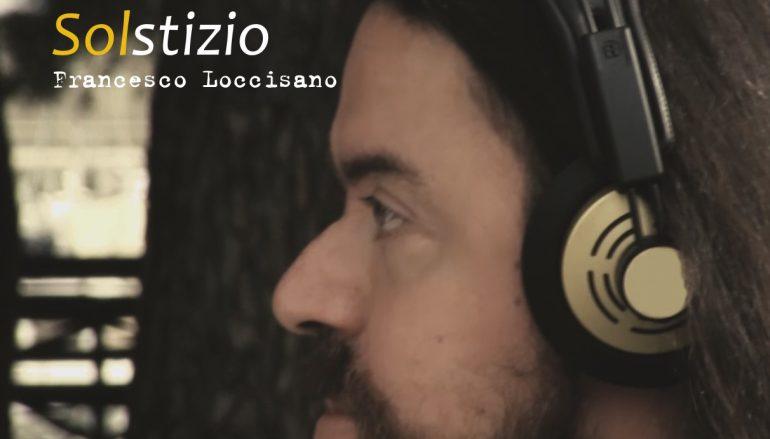 """Il calabrese Francesco Loccisano presenta """"Solstizio"""""""