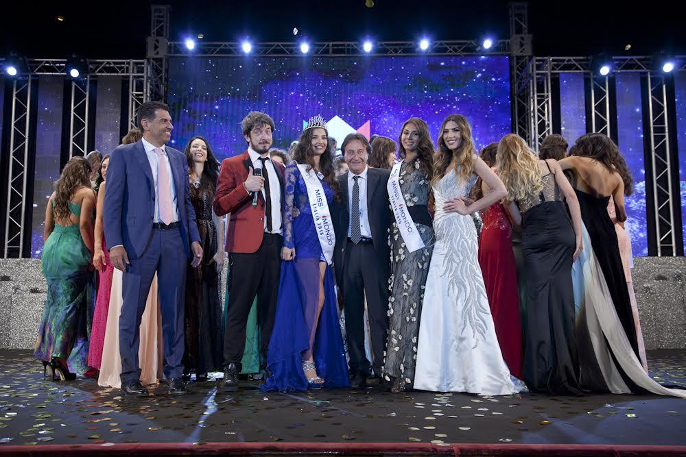 Miss Mondo Italia 2016, eletta mora calabrese di 17 anni